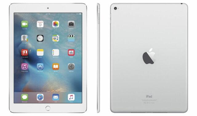 Apple iPad Air 2, 16GB, Wi-Fi, 9.7inch, 8MP Cam, IOS - Silver