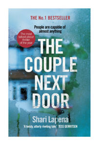 The-Couple-Next-Door-by-Lapena-Shari-Acceptable-Book-Paperback-Fast-amp-FREE-D