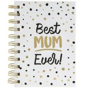 Best-Mum-Ever-A6-Spiral-notebook-with-black-and-gold-spotted-design