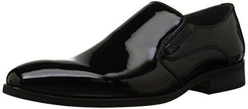 Giorgio Brutini Men's Lannister Loafer Black Tuxedo Dress Shoes 177061