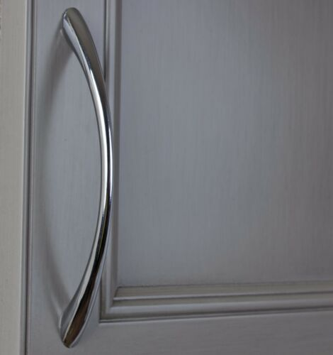 "GlideRite 5/"" CC Large Loop Cabinet Hardware Pull Polished Chrome 2022-PC-1"