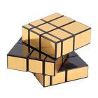 Shengshou Mirror 3x3x3 gold Cube Speed Twist Magic Bump Puzzle Toys SMOOTH