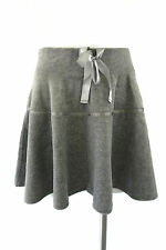 BEAUTIFUL JAPAN AIMER FEEL  WOOL SHORT SKIRT SIZE M