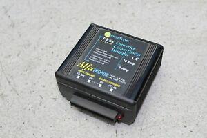 Alfatronix Spannungswandler 24V auf 12V 3//6A