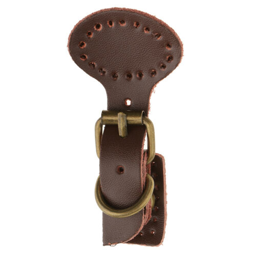 Leather Bag Buckles Handmade Replacement Wallet Buckles for DIY Bag Accessories