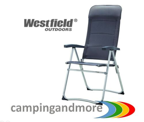 Klappstuhl Camping Stuhl Westfield Outdoors Zenith blau