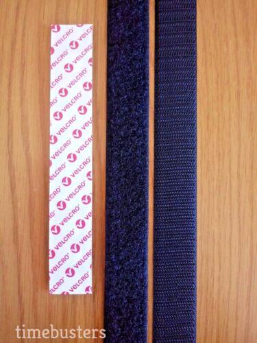 Manualidades Confección Sew en Cinta Velcro Hook /& Loop Tiras De Costura Para Tela