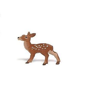 Responsible Cervato 6cm Serie Animales Salvajes América Del Norte Safari Ltd 291429 High Safety Toys & Hobbies Animals & Dinosaurs