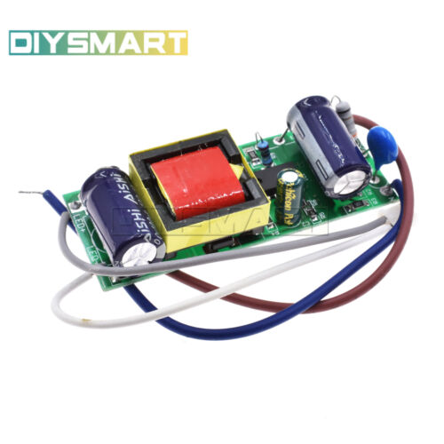 No-waterproof LED Chip Driver Power Supply Driver Transformer AC 85-265V 3W-100W