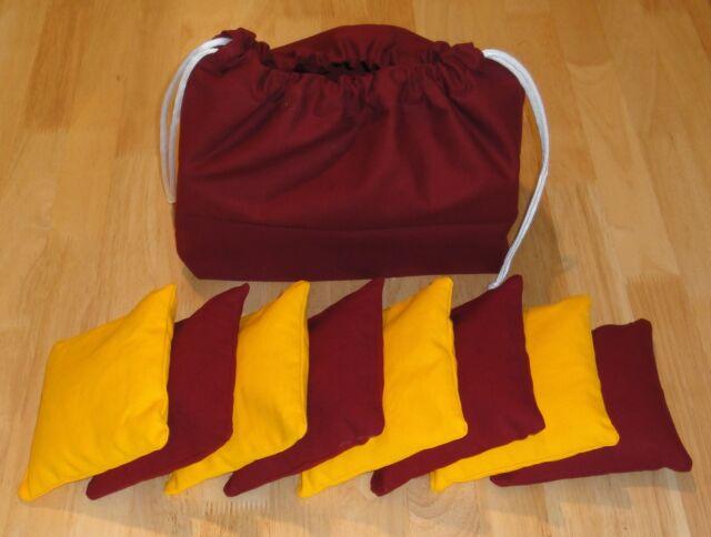 Groovy Washington Redskins Cornhole Bags Bean Bag Toss Baggo Uwap Interior Chair Design Uwaporg