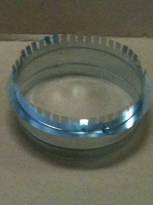 """GREENSEAM GR6POCR8GA24D Collar W//Damper,8/"""" Duct Size"""