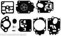 Carburetor Carb Kit Tillotson Rk32 Hk 7 Thru 40 Rk34, Dg 1 Hk Hk-7, 7b, 7c, 9a,