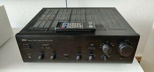 Yamaha AX-570 Kräftiger Stereo Verstärker MM /MC Endstufe Auftrennbar Amplifier