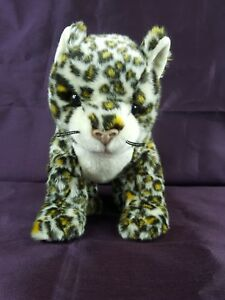 Ty Beanie Buddy Sneaky 12 Stuffed Animal Leopard Cheetah 2000 Tag