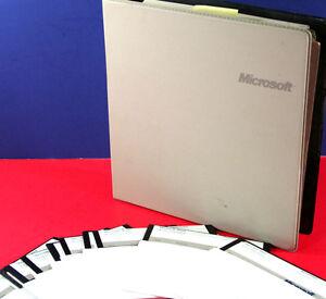 microsoft binder