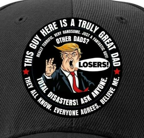Gift For Dad Funny Fathers Day Gifts Trump Hat Donald Trump Fathers Day Hat