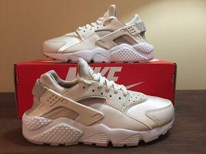 8b667af997a8a Nike Wmns Air Huarache Run Phantom bone oatmeal 634835 018 Size 7