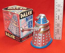 Giga-rare: Codeg Dalek money box 1965, BOXED, V VGC! Cowan de Groot.