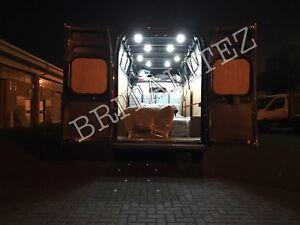 New led light kit van boat caravan trailer lighting up