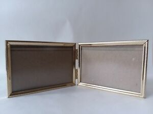 Horizontal-Double-Hinged-Gold-Tone-Picture-Frames-4-1-2-034-x-3-034