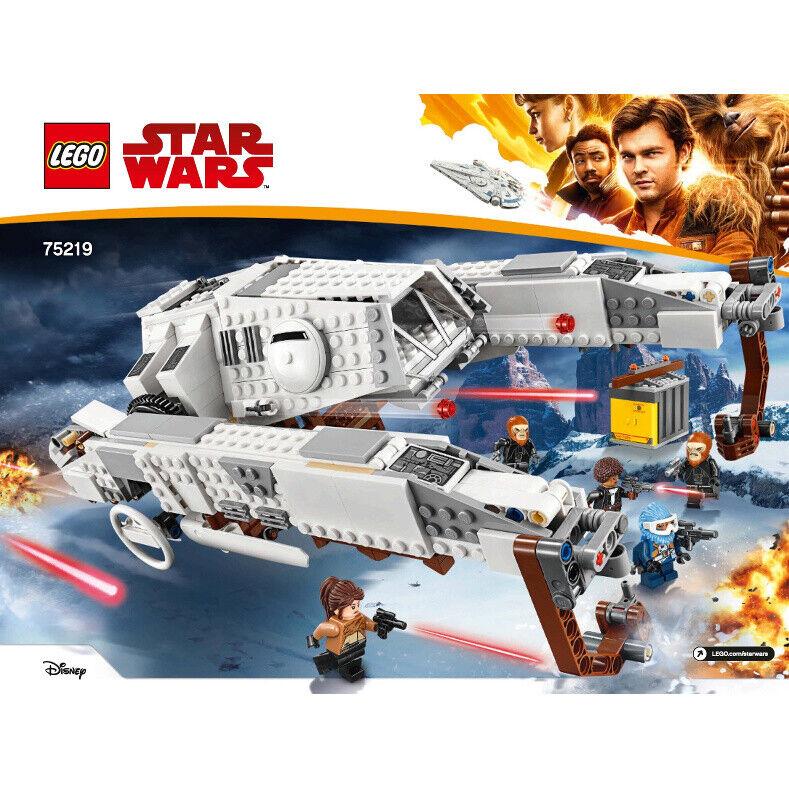 "LEGO Star Wars 75219 ""Imperial AT-Hauler"""