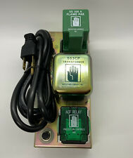 Protectofier Component Tester Furnished With Ss100a Flame Pak And Acf Relay