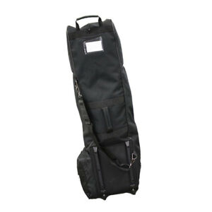 Image Is Loading Golf Bag Travel Covers Hard Case Club Wheels