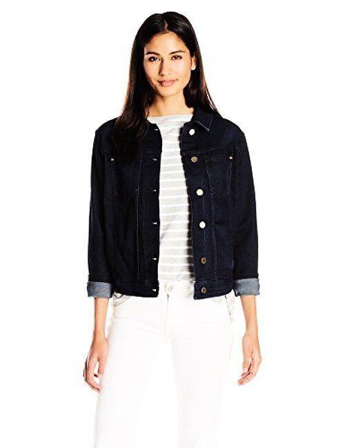 Ivanka Trump Damenschuhe Sportswear Classic Jean Jacket- Pick SZ/Farbe.