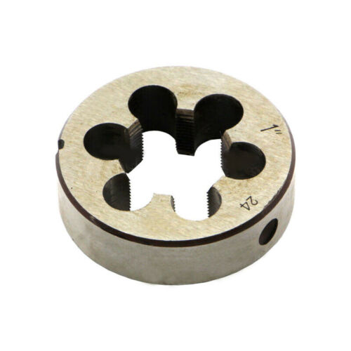 1In-24 Right Hand Thread Die 1-24 TPI Threading Cutting Metal-work Tool Hot Sale