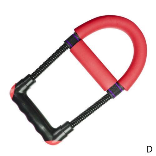 Grip Power Wrist Forearm Hand Arm Wrestling Exerciser Strengthener Training Tool