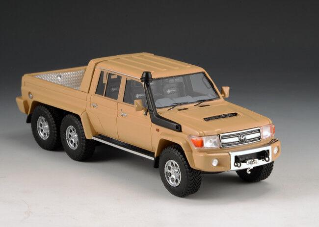 1 43 GLM Toyota Landcruiser FJ79 MDT  Southern Scorpion 6X6 GLM300702  mode