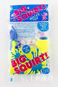 Original BIG SQUIRT!® New - Never Opened - Single Toy