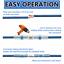 thumbnail 9 - 250pcs Waterproof Solder Seal Sleeve Heat Shrink Butt Wire Connectors Terminals