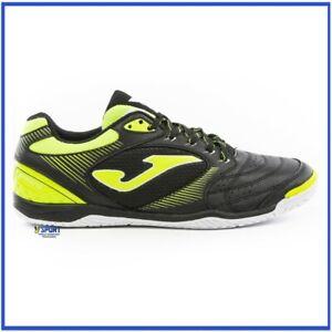 check out 60677 5a2a1 Dettagli su Scarpe da calcio a 5 scarpette calcetto indoor JOMA scarpini  futsal per uomo 42