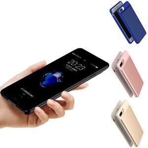 LUSSO-Banca-di-potere-batteria-BACKUP-CUSTODIA-CARICABATTERIE-COVER-per-iPhone