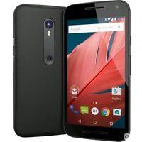 BNIB Motorola Moto G 3rd 4G LTEGeneration - 8GB - Black (Unlocked) Smartphone