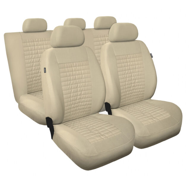 Peugeot 206 Rot Universal Sitzbezüge Sitzbezug Auto Schonbezüge PROFI