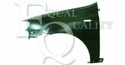 L05893 EQUAL QUALITY Parafango anteriore Dx FIAT PALIO Weekend (178DX) 1.2 70 hp