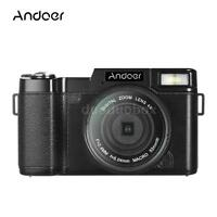 Andoer Full Hd 1080p 24mp 4x Zoom Digital Dslr Camera Dv Video Camcorder A7 B2j3