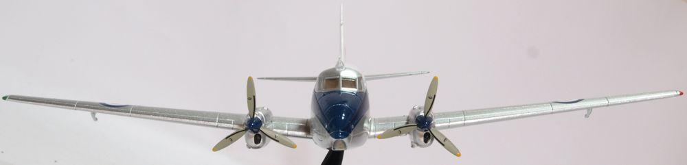 Oxford 1 72 de Havilland Dehavilland Dh.104 Devon Devon Devon Raf Transport Command 090928