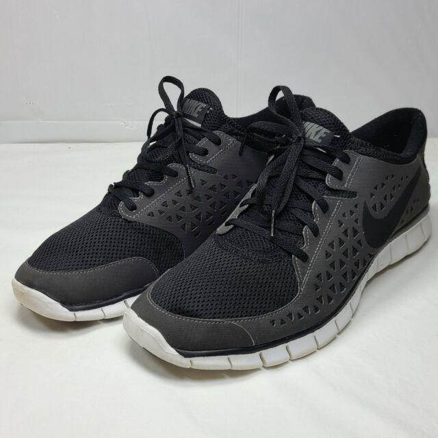 RARE Nike Run Original Black White