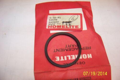 1 Homelite pump NOS NEW O ring gasket # 62689 XLS1 54XL