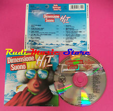 CD DIMENSIONE SUONO HIT 1990 COMPILATION SNAP LISA STANSFIELD no mc dvd vhs(C33)