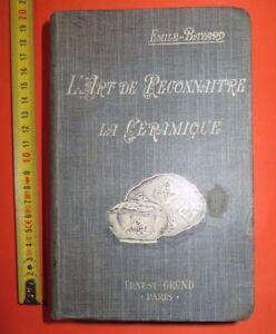 L-Art-De-Erkennen-die-Ceramic-Franzoesisch-und-Auslaendischen-Emile-Bayard-1924