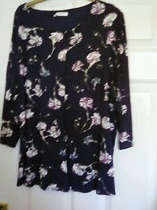 Ladies-Marks-amp-Spencer-Classic-M-amp-S-Collection-top-tunic-size-10-Brand-new-tags
