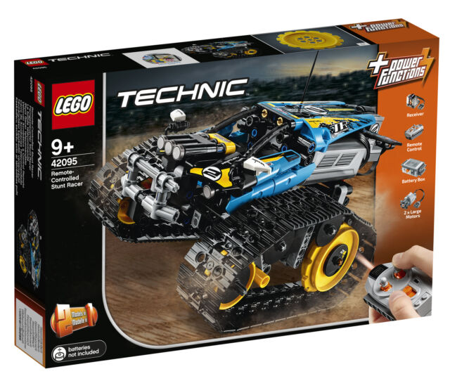 LEGO Remote Controlled stunt Racer Set (42095)