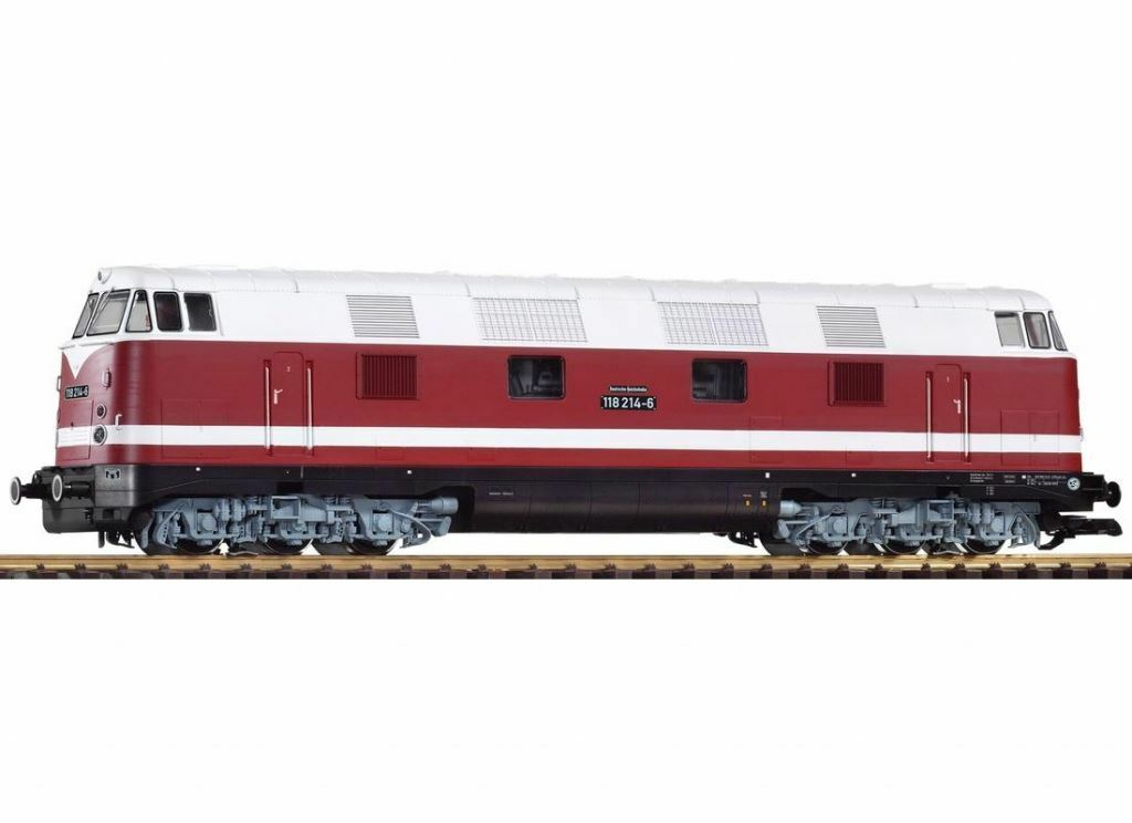 Piko G Escala DB IV BR118 Diesel Locomotora   BN   37570