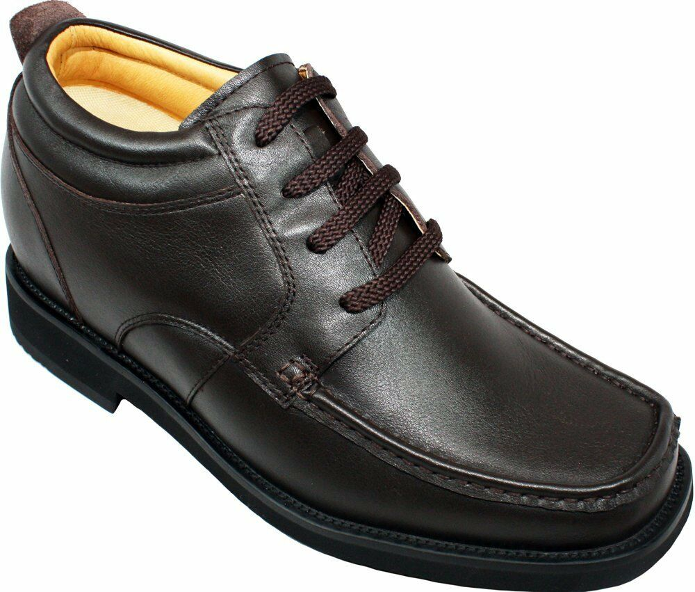 TOTO - V1902 - 4 Inches Taller Height Increase Mens shoes