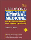 Harrison's Principles of Internal Medicine: Self-assessment and Board Review by T.R. Harrison, Daniel J. Deangelo, Richard M. Stone (Paperback, 2001)