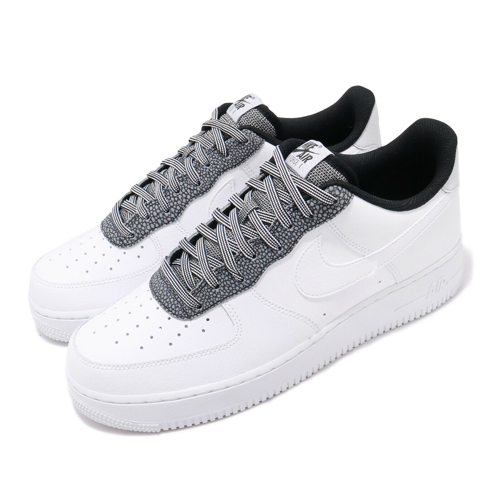 Nike Air Force 1 07 Lv8 4 BlackBlack